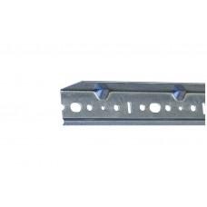 Монтажная планка (швеллер) для духового шкафа х480мм., компл.(2шт.)