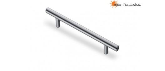 Ручка рейлинг 192/252мм. d=12 ALBA L530, сталь