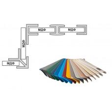 * Покраска планки столешницы/стеновой в стандартный цвет, м.пог.