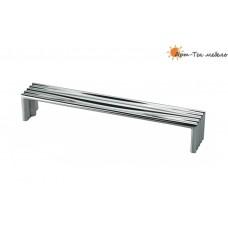 Ручка  CADIS скоба L=160мм., никель атласный